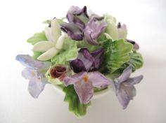Vintage English Flowers par CandyTheArtist sur Etsy, $22,00