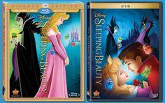Sleeping Beauty on DVD and Blu-Ray