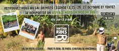 Salon Moto Légende 2013, rencontrez Michael de Vintage Rides et tentez de remporter un voyage en Royal Enfield d'une valeur de 2760 euros !!