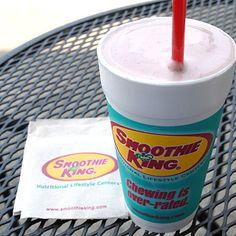 Small Smoothie -more calories than 2 big macs!
