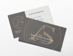 Auto Motive Scouting Corporate Branding
