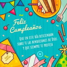 tu gracia me salvo Happy Birthday Clip Art, Happy Birthday Ecard, Happy Brithday, Birthday Wishes For Friend, Happy Birthday Wishes Cards, Birthday Blessings, Birthday Wishes Quotes, Happy Wishes, Happy Birthday Images