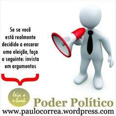 """E-book """"Poder Político"""""""