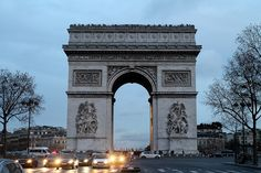 BLOG-The arc du Triomphe