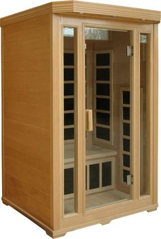 2 Person Portable Infrared Sauna - Evolution Health and Fitness