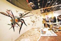La Zoología en el Arte Mexicano- La muestra sirve para resaltar la importancia de la biodiversidad. (Milenio)