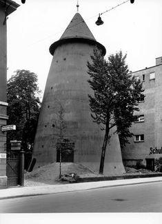 Winkelturm   Seelbergstraße Bad Cannstatt   Stuttgart