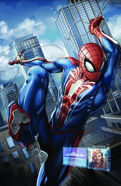 Spider-Man - - Ideas of - Spider-Man Heroes Dc Comics, Marvel Comics, Marvel Heroes, Marvel Avengers, Spiderman 2, Amazing Spiderman, Comic Book Characters, Marvel Characters, Comics Universe