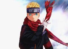 Metal Poster Naruto Uzumaki