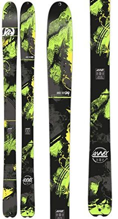 K2 Annex 108 Skis Mens Sz 184cm ** Check out the image by visiting the link.