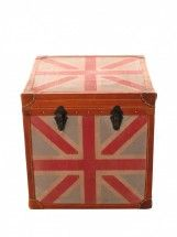 Blue Ocean Traders furnish us with a trunk that evokes the Age of Imperialism. Tally-ho!