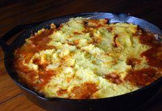 Tamale Pie @FoodBlogs