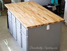 {Impact}Prepping Your Butcher Block