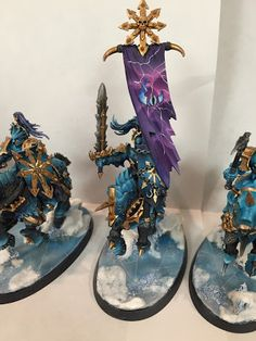 What's On Your Table: Tzeentch Warriors of Chaos - Faeit 212: Warhammer 40k News and Rumors