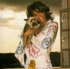 Lisa Petrarca's Blog: My Time with Whitney Houston