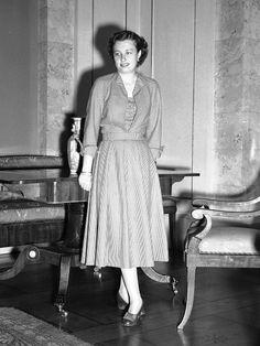 princess Ragnhild mrs Lorentzen 1930-2012 - RIP