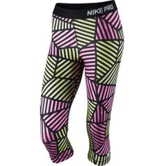 Nike Women's Pro Fade Capris - Dick's Sporting Goods
