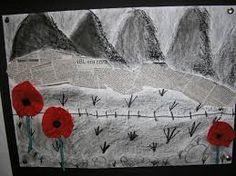 anzac art primary school - Google Search