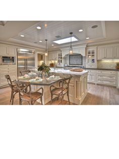 Kitchen island/table combo