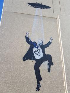 Prime Minister John Key's baffling Banksy farewell - National - NZ Herald News