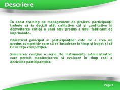 Descriere curs de formare