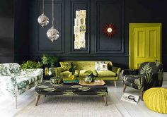 4 big news #colour trends for your home