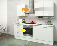Respekta Premium Küchenzeile RP210WWC 210 cm Weiß Jetzt bestellen unter: https://moebel.ladendirekt.de/kueche-und-esszimmer/kuechen/kuechenzeilen/?uid=0ce04e7b-d878-5e4d-b73a-5bf19c11d15d&utm_source=pinterest&utm_medium=pin&utm_campaign=boards #kueche #esszimmergarnituren #kuechen #kuechenzeilen #esszimmer