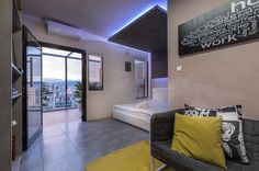 #cozy #apartment #interior #decoration #terrace #topfloor #athens #airbnb #homm #property #management #madeeasy