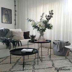 Black&Wite в интерьере и декоре