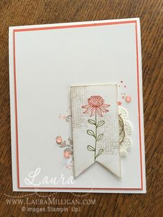 """Laura Milligan, Stampin' Up! Demonstrator - I'd Rather """"Bee"""" Stampin!: So Much More than Stamps, Ink and Paper"""