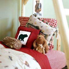 Boys Room Cozy Bedding DecorationDesign