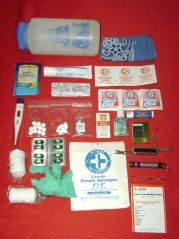 Build a Basic First Aid Kit for the Road