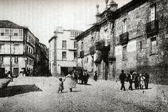 fotografia antigua santiago de compostela - Buscar con Google
