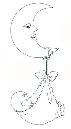 desenhos riscos pintura decoracao fraldas bebe (7)