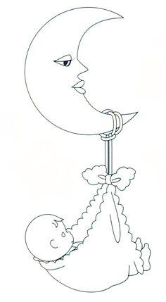 baby & moon