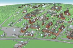 iona college campus map 57 Best Layout Of University Campus Images University Campus iona college campus map