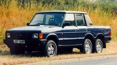 Range Rover Conversion