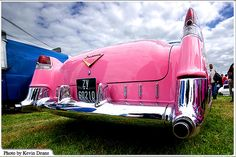 Can't wait until mine's pink!!  vintage car photo by kevin deane photography on flickr