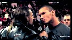 Randy Orton Destroys The Evolution - Part 1/2 - YouTube