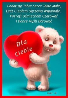 Cute Pokemon Wallpaper, Bellisima, Good Morning, Teddy Bear, Animals, Inspiration, Quotes Motivation, Polish Sayings, Songs