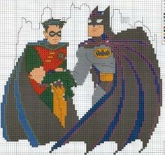sandylandya@outlook.es  Robin & Batman