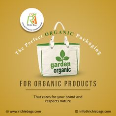 Organic cotton bags manufacturer in india. Buy organic cotton bag at  wholesale price from richie bags. 6251fdeb5dc81