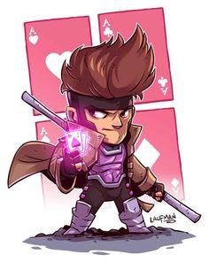 Chibi Gambit.