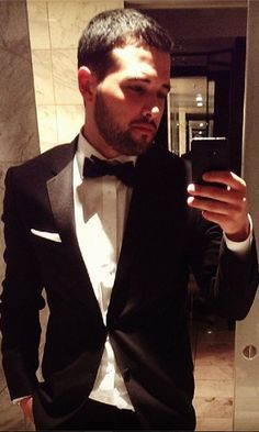 Ricky Rayment doing TOWIE proud - get his look for only £120 http://www.johnnytuxedo.co.uk/shop.html