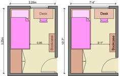 24 Ideas Small Kids Room Layout Awesome For 2019 Bedroom Layouts For Small Rooms, Narrow Bedroom, Small Room Bedroom, Bedroom Ideas, Trendy Bedroom, Master Bedroom, Discount Bedroom Furniture, Kids Bedroom Furniture, Furniture Layout
