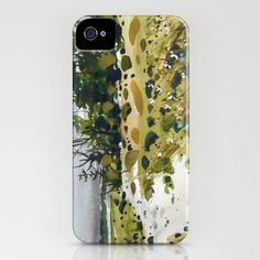 path to the beach iPhone Case by Denise Comeau - $35.00