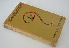 Vintage 1930s Bird Watching Book by TheGreenClock on Etsy