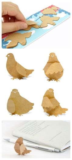 PAPER CHICKS (thanks @this heArt of mine / amy christie for sending to me xx)