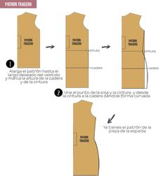 miscelánea diy: DIY | Vestido camisero con lazo a la cintura Diy Vestido, Diy Dress, Shirt Dress, Diy Shirt, Sewing Techniques, Diy And Crafts, Pattern, Textiles, Manga