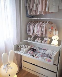 The Best in Nursery & Kid's Bedroom Closet and Storage Inspiration!
